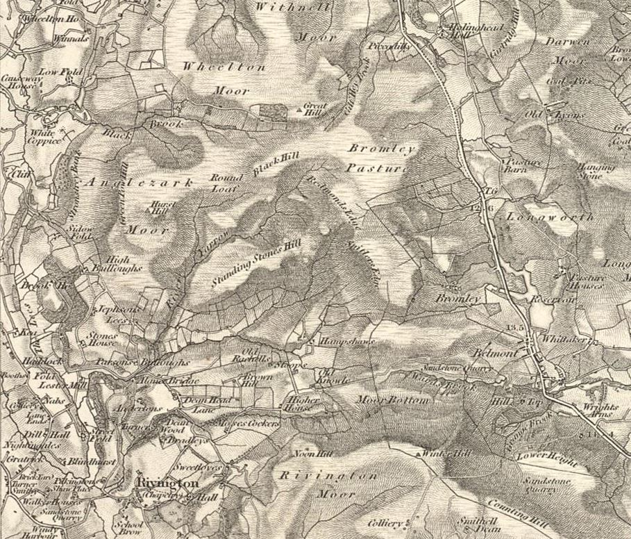 OS First Edition mapping was completed in the 1890's and has been updated continuously to this day.