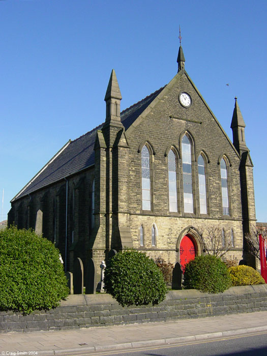 Lee Chapel, in Horwich.